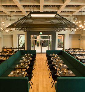 Das neue Hotelrestaurant KARLs im ARCADEON